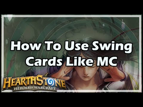 [Hearthstone] How To Use Swing Cards Like Mind Control