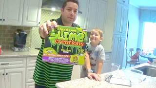 David &amp Papa Show Slime and Love Gymnastics