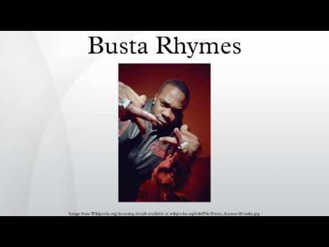 Busta Rhymes