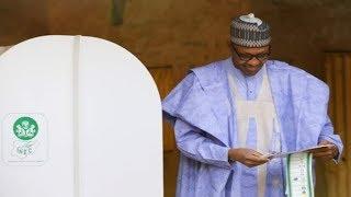 NI ZAN LASHE ZABEN NIGERIYA (BUHARI)