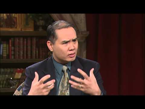 EWTN Live - Dr. Eugene Gan- 2014-8-6- Faith & interactive media