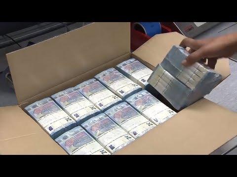كيف تُخلق النقود؟ وكيف يتم طباعة النقود؟ شاهد الطريقة بالتفصيل..!!