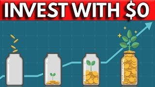 5 Easy Ways To Invest With Little Money | How To Invest Without Money