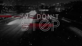 Nothing More - Don't Stop (Lyric Video)