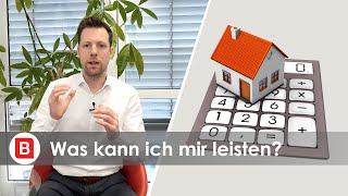 Brokers Immobilien informiert: Welche Immobilie kann ich mir leisten?