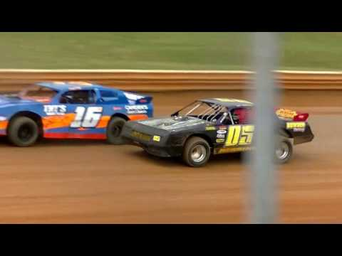 July 2 2016 Street Stock Race at Natural Bridge Speedway
