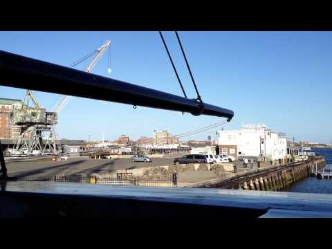 Freedom Trail: USS Constitution - Charlestown Navy Yard in Boston, MA