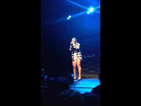 "Jacquie Lee ""Love The Way You Lie"" 4/24/15"