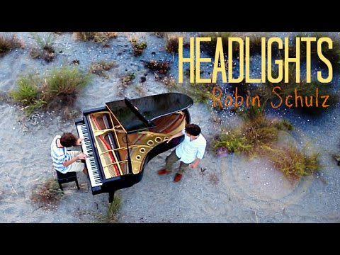 """""""Headlights"""" - Robin Schulz Costantino Carrara & Michele Grandinetti Cover"""