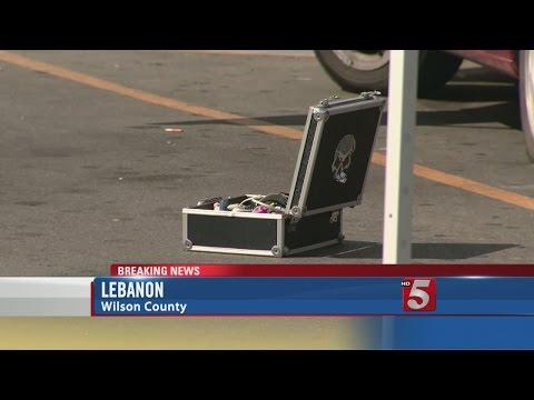 Mobile Meth Lab Found Inside Car At Lebanon Walmart