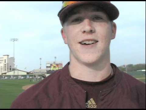 Colton Turner Profile - TXST Baseball - YouTube