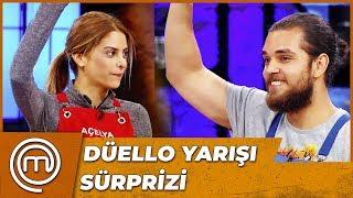 Sürpriz Takım Oyunu: DÜELLO YARIŞI   MasterChef Türkiye 22.Bölüm