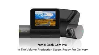 70mai Dash Cam Pro is waiting to meet you!