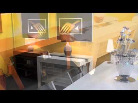 Arredo creativo tavolo allungabile maya fiera di for Tavolo consolle allungabile maya