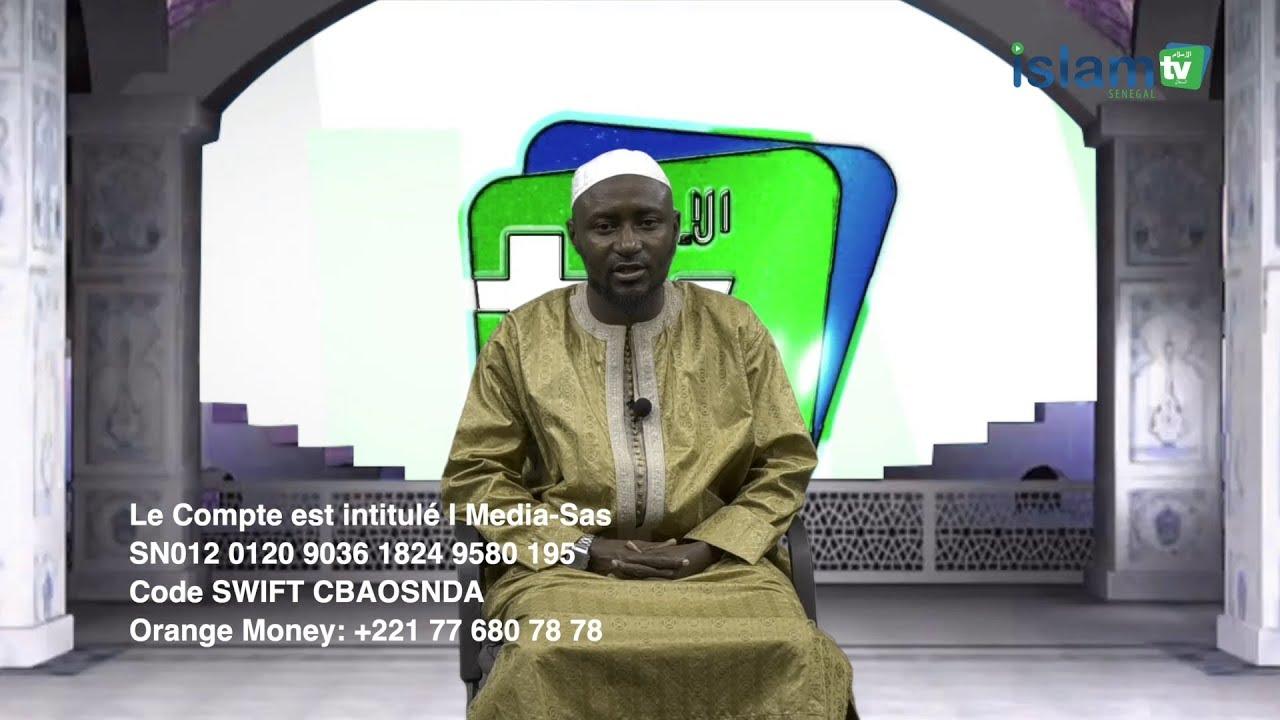 Islam TV Sénégal vou rermercie et vous tend ses mains