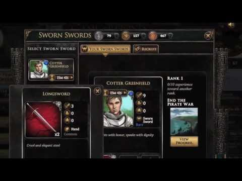 Game Of Thrones MMORPG Trailer