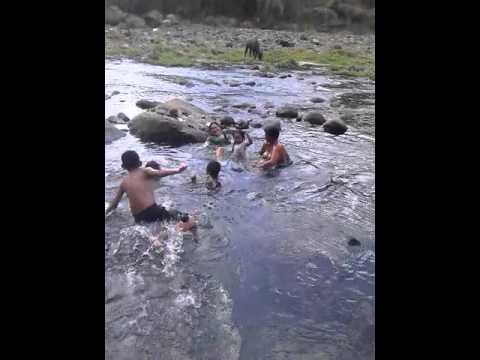 Swimming sa ilog ng bayudbud... Tuy Batangas.