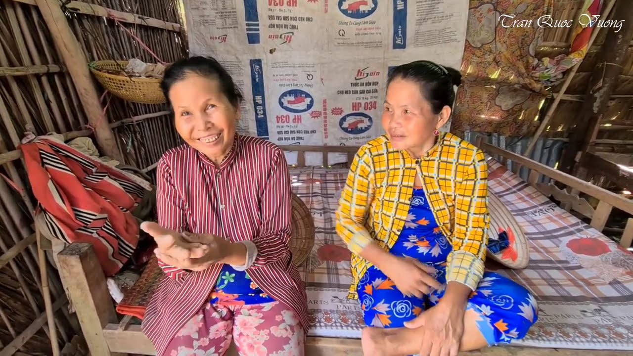 Cô Hạnh Không Chồng Không Con Nghèo Khổ Từ Thời Cha Mẹ Còn Sống |   Trần Quốc Vương 21/9/2020