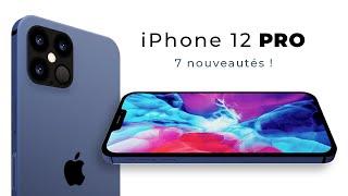 iPhone 12 Pro : 7 NOUVEAUTÉS qu'il manque à Apple !