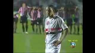 São Paulo x Estudiantes   Libertadores da América 2006 - Quartas de Finais - Disputa de Penaltis
