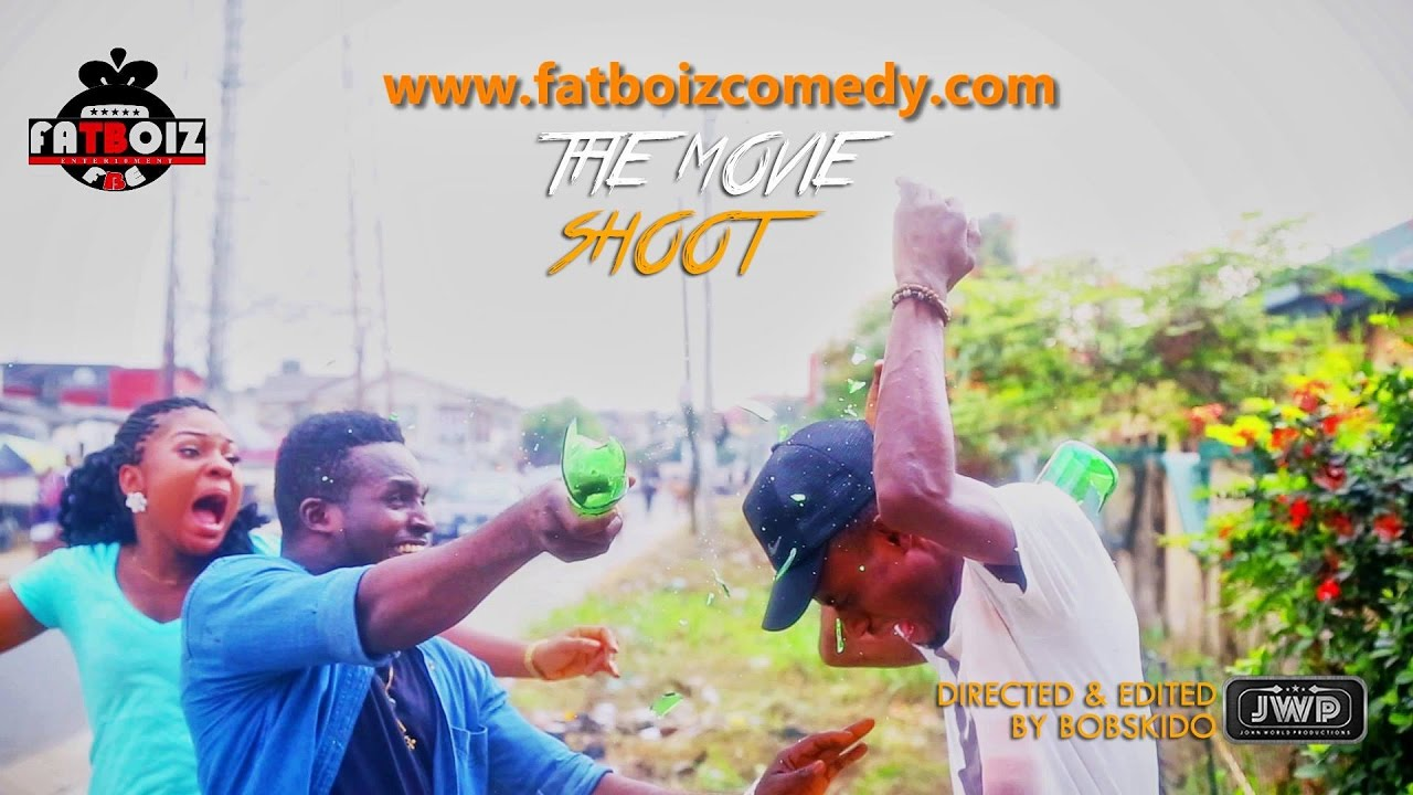 THE MOVIE SHOOT (Fatboiz Comedy)