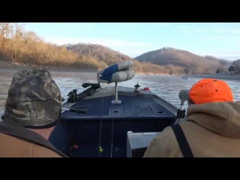 Fishing For Sauger & Walleye! FOTV