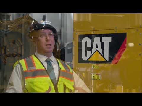Cat® Diesel Generator Sets Supply Standby Power For Summa Health