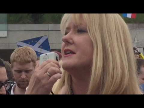 DEMO For Scotland To Remain In The EU   19/6/16