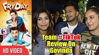 Team Tik Tok (Musically) | Nagma | Awez Darbar | Fryday Movie Review
