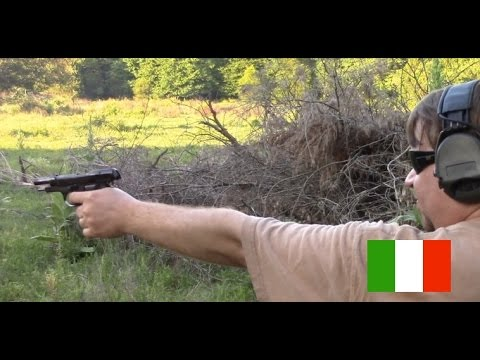 Italian Handguns: 1889 Bodeo, 1910 Glisenti, Beretta 1915, 1922, 1923, 1935, and M951 AND MORE!
