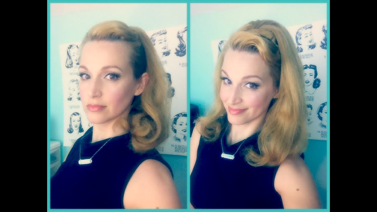 Hair Styles For Spring: Fun 1960's Hairstyles!-Featuring The Irresistible Me