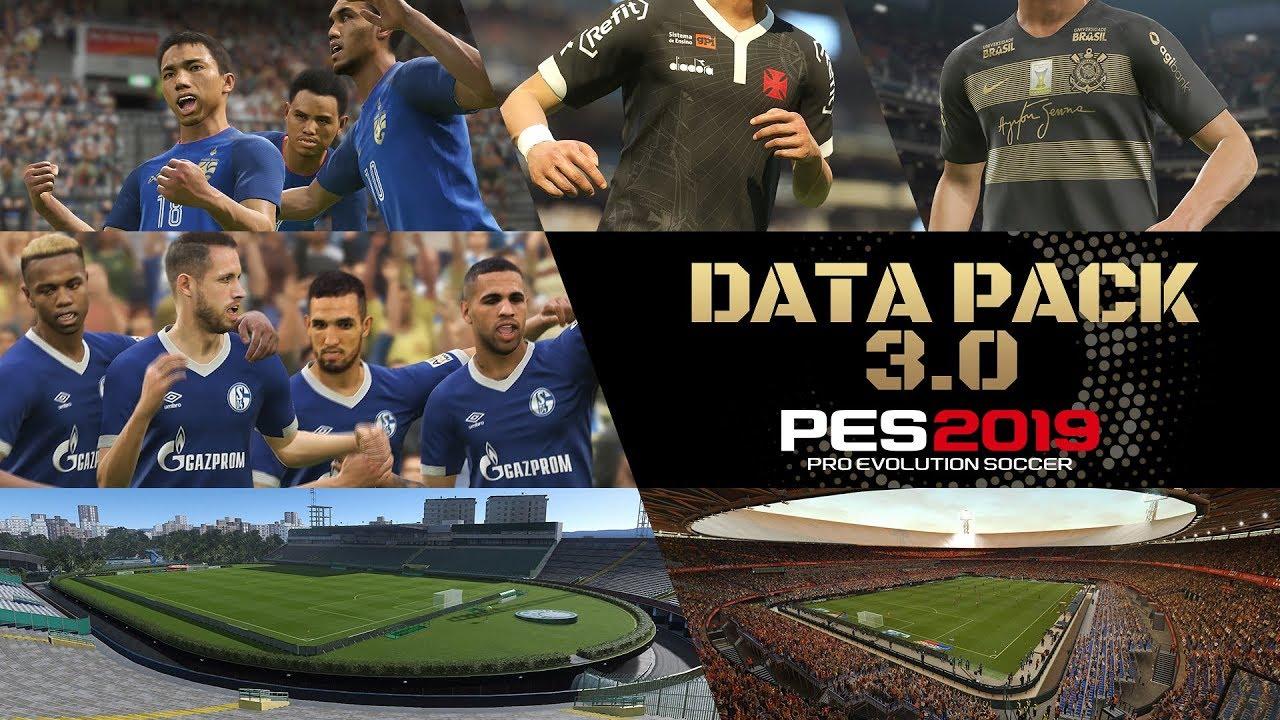 PES 2019 - Data Pack 3 0 Trailer
