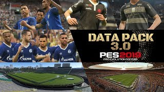 PES 2019 - Data Pack 3.0 Trailer