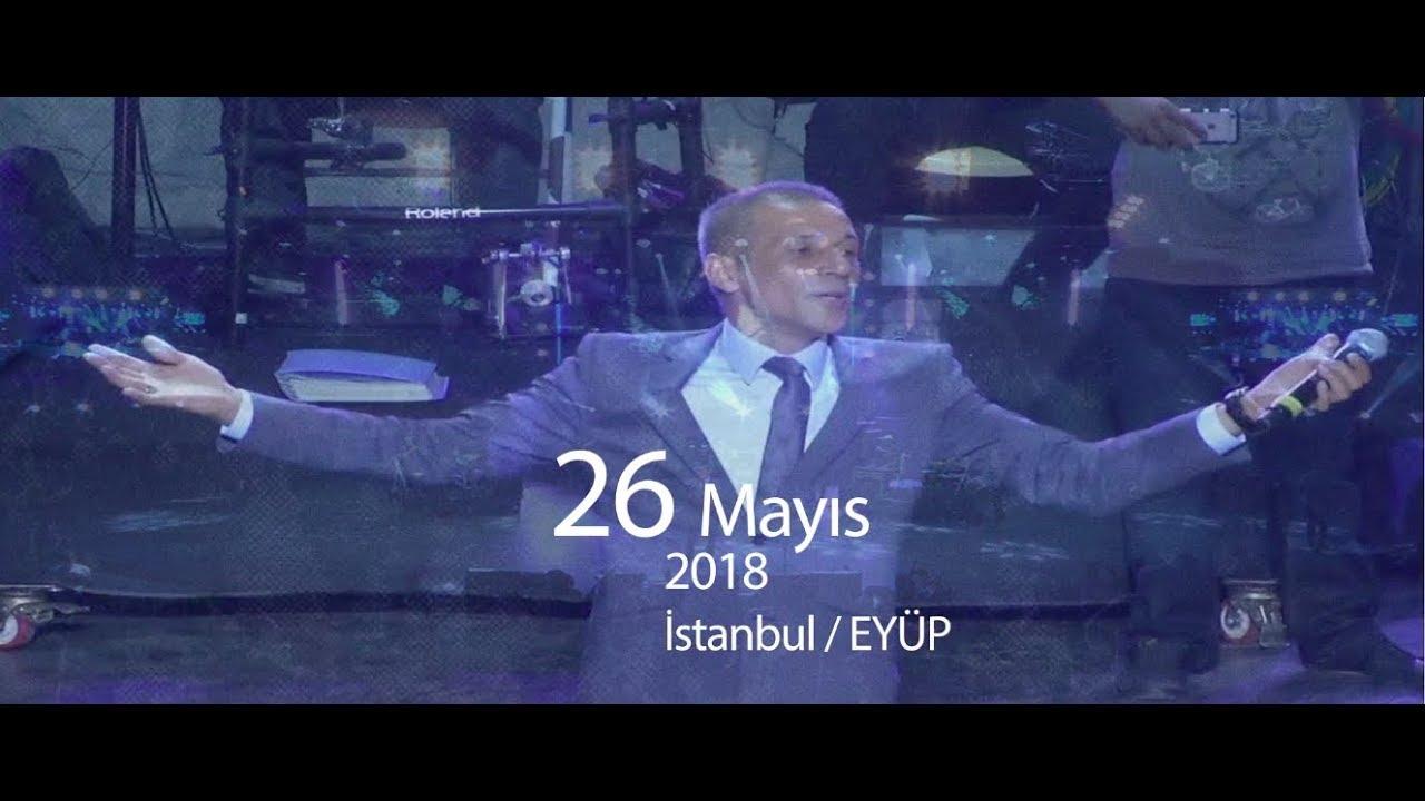 Mustafa Yıldızdoğan İstanbul / EYÜP Konseri Tanıtım Videosu