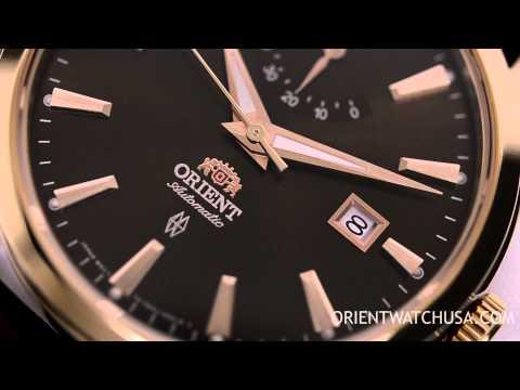 Orient FFD0J001T0 FD0J001T Curator Dress Watch