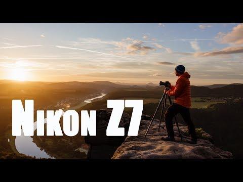 Nikon Z7 Die beste Kamera, die ich haben will und nicht kaufe (Deutsch)