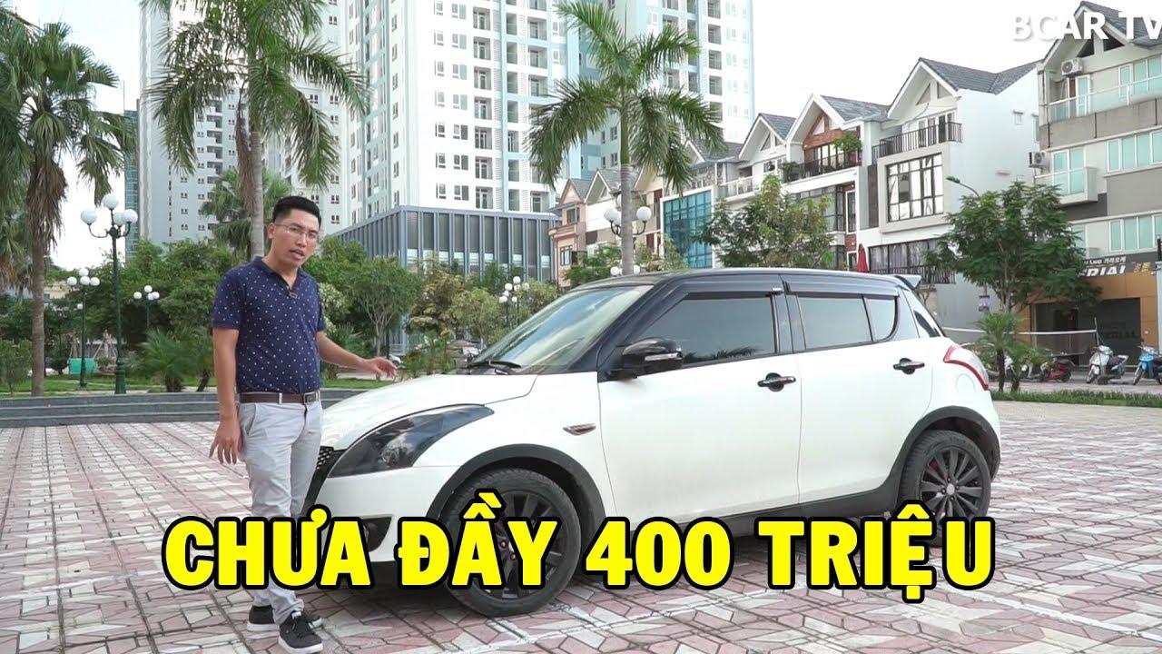 ✅ Chưa đầy 400 triệu có xe hơi dạo phố Suzuki Swift 2013 nhập khẩu