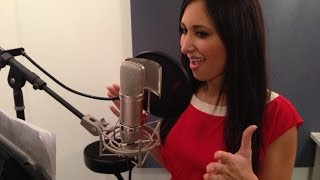 Lisa Acquafredda - Entertainment - VO Reel