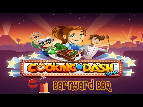 Cooking Dash 2016: Barnyard BBQ Season 1