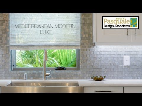 Architecture Spotlight #56 | Mediterranean Modern Luxe by Pasquale Design | Tampa, Florida
