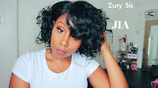 Zury Sis Pre Tweezed Part JIA
