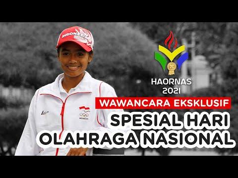 Persiapan Triyaningsih Menuju PON XX Papua - Triyaningsih