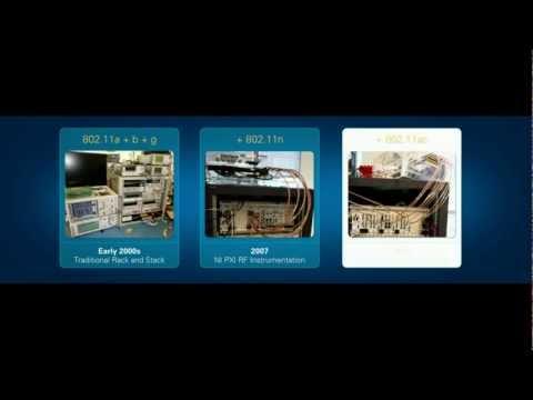 Qualcomm Atheros & Vector Signal Transceiver