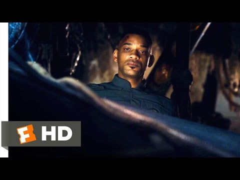 After Earth (2013) - Fear is a Choice Scene (6/10) | Movieclips