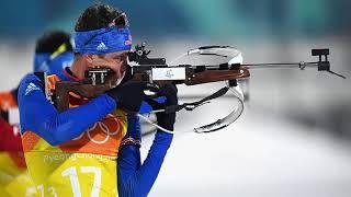 US men UU They tie the best result in the PyeongChang 2018 Winter Olympic Games in biathlon relays.