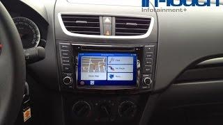 Installation of In-Touch Suzuki Swift Infotainment+ Device