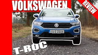 Volkswagen T-Roc full review