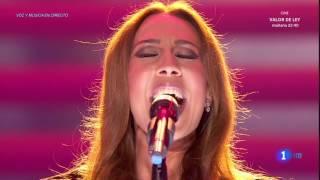 Mónica Naranjo - Vivir Así Es Morir De Amor (Gala 60 Años TVE)