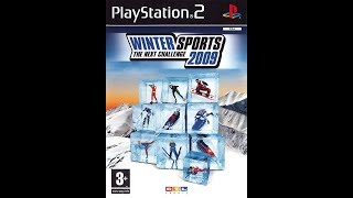 (PS2) RTL Winter Sports 2009 - The Next Challenge 1 часть