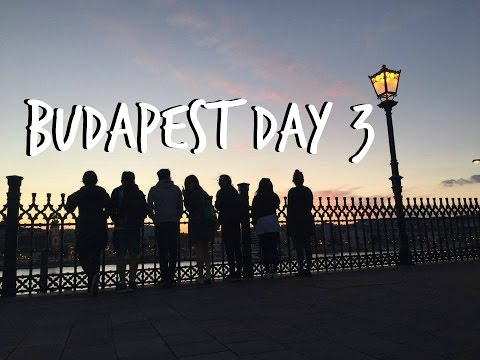 [Travel Vlog Day 3] Bananas Easter Trip to Budapest 布达佩斯 旅游日记